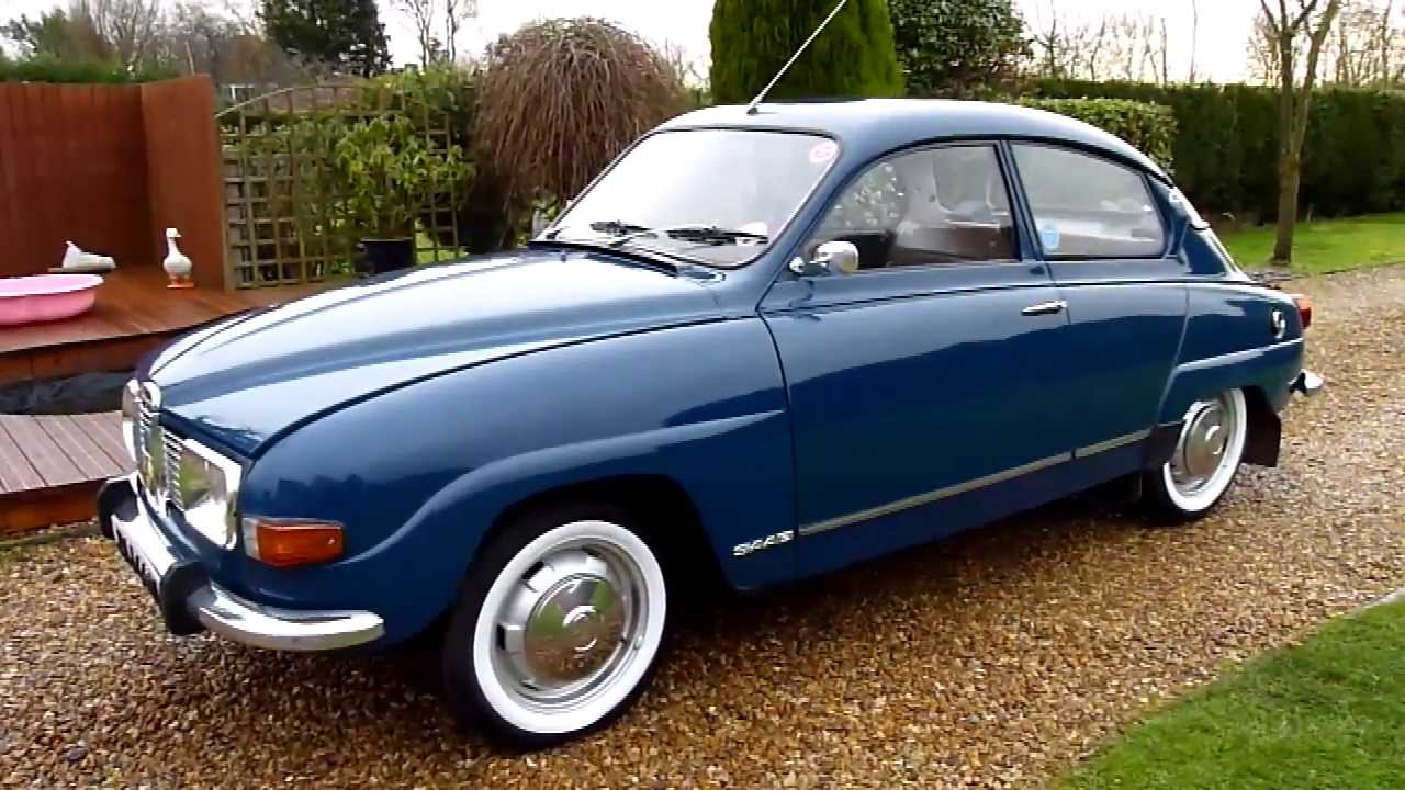 Review of 1973 SAAB 96 V4